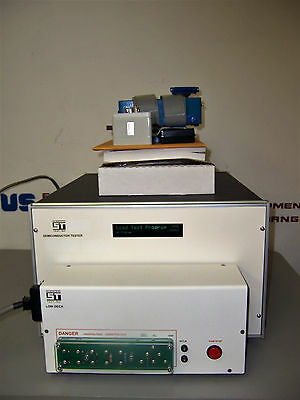 9614 Scientific Test 5300Hx Semiconductor Tester W/ Lc-1000 Low Deck