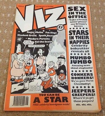 Viz Adult Comic Magazine - Issue 56 Oct/Nov 1992 - FREEPOST