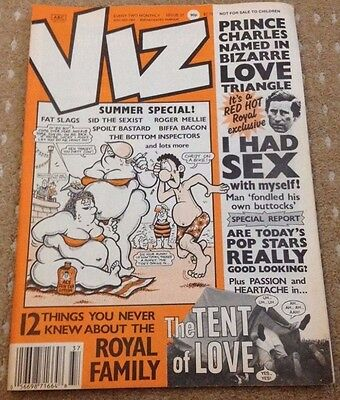 Viz Adult Comic Magazine - Issue 37 - FREEPOST
