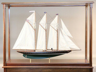 Model of Schooner Atlantic