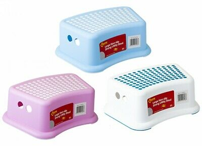 Anti-Slip Non Skid Children Activities Step Stool -Wham-Three Colors to Choose
