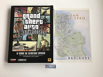 Guide - GTA Grand Theft Auto San Andreas - PS2 / Xbox / PC - FR