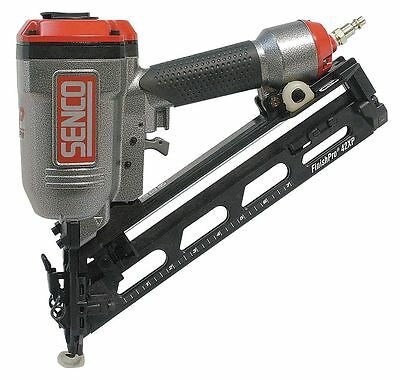 Senco Tape Air Finish Nailer, Gray - 4G0001N