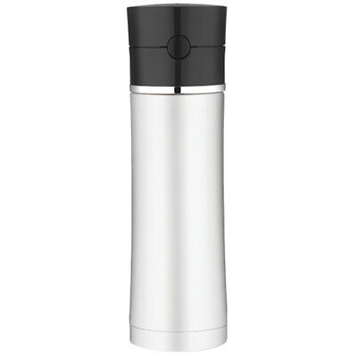 Thermos Sipp Vacuum Insulated Hydration Bottle - 18 oz. - Stainles... [NS401BK4]