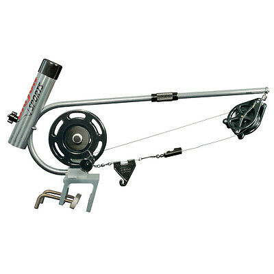 Big Jon The Runabout Clamp-On Manual Downrigger [MD00320]