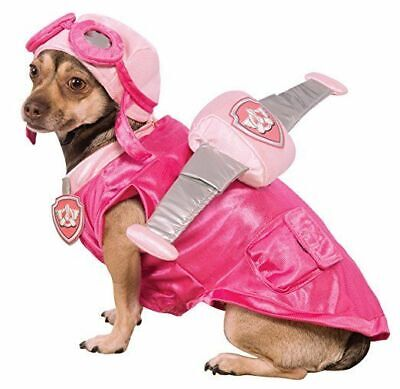 Rubies Paw Patrol Skye Dog Pet Helicopter Flying Pink Halloween Costume 580213