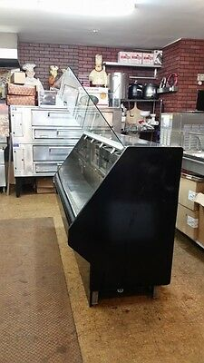 "USED 2010 72"" Southern SFC-CTC Slanted Bakery Case (Remote- w/Compressor!)"