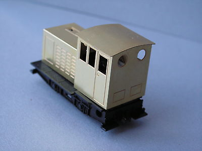 Freelance Deisel Loco Body shell Kit for MiniTrains Plymouth chassis Kit 18