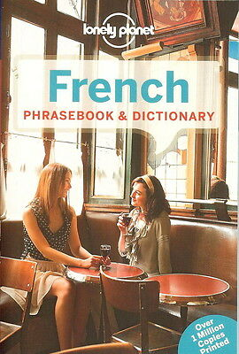 French Lonely Planet Phrase Book  - French