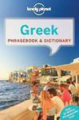 Greek Lonely Planet Phrase Book