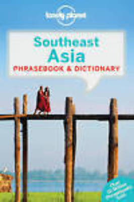 Southeast Asia Lonely Planet Phrase Book - South East Asia