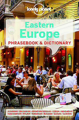 Eastern Europe Lonely Planet Phrase Book - Eastern Europe