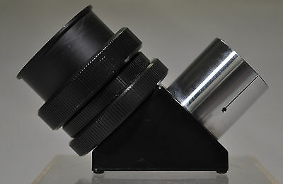 Custom RFA Diagonal for Celestron SCT 1.25 inch with Focal Reducer +Camera Mount