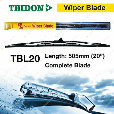 1x Premium Quality Tridon Wiper Blade for Land Rover Discovery II 10/02-11/04