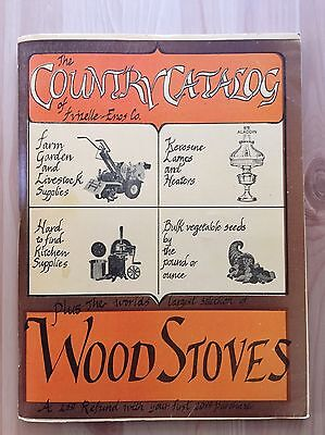 Vintage Country Catalog- Large Selection Of Vintage Wood Heating Stoves