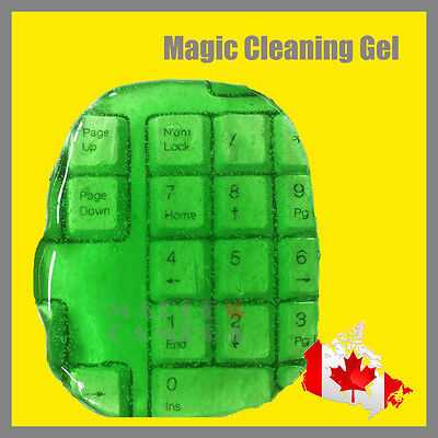 For Keyboard Samrt Cyber Super Cleaner Magic Dust Cleaning Compound Slimy Gel