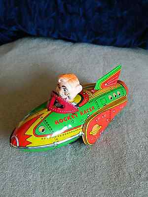 HOWDY DOODY ROCKET RACER  Prestine Condition! FREE SHIPPING to U.S.addresses.