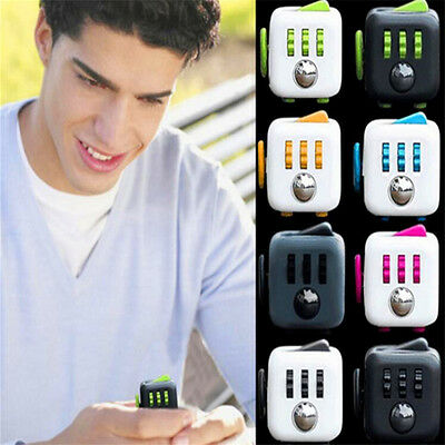 New Fidget Cube Toys for Puzzles & Magic Gift AntiStress Stress