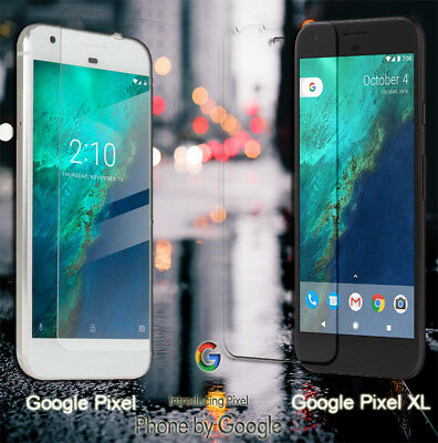 9H Hard Tempered Glass Screen Protector Film For Google Pixel / Google Pixel XL