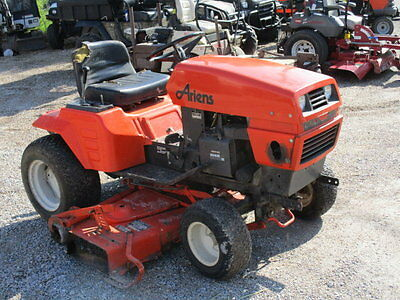 "Ariens GT18 Lawn Tractor With 60"" Mower Riding Mower"