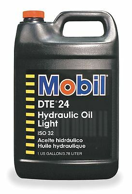 Mobil DTE 24, Premium Hydraulic Oil, 1 gal. Container Size - 101014