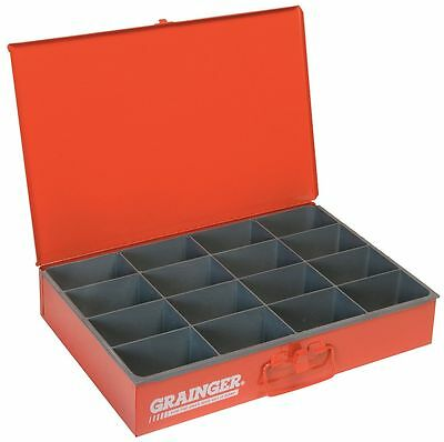 "Durham Compartment Box, 12"" Drawer Depth, 18"" Drawer Width, Compartments per"