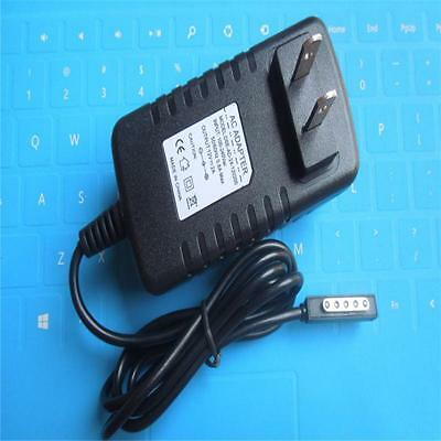12V 2A Adapter Charger for Microsoft Surface RT Windows8 Tablet US Plug CO^4