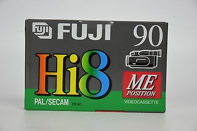 Fuji E5-90 Hi8 Camcorder Blank Video Cassette Tape Sealed | FAST POST | 1674