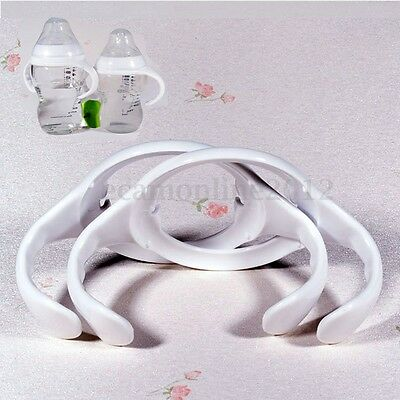 1PC Baby Bottle Handle Holder Closer to Nature Feeding Bottles for Tommee Tippee