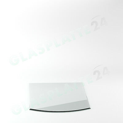 Spark Guard Plate Chimney Stove Glass Bottom Plate Baseplate Plate Glass G6 6mm