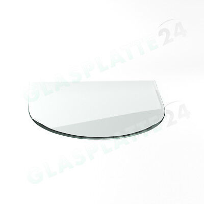 Spark Guard Plate Chimney Stove Glass Bottom Plate Baseplate Plate Glass G1 6mm