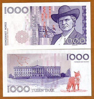 Norway 1000 Takk 2016 Private Issue Essay Specimen UNC > Bjørnstjerne Bjørnson