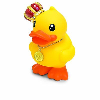 B.Duck Prince Saving Bank, 16cm