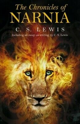 The Chronicles of Narnia by Lewis, C. S. Hardback Book The Cheap Fast Free Post