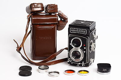 Rollei / Rolleicord Vb Outfit