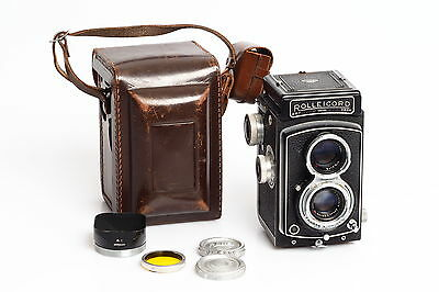 Rollei / Rolleicord III Outfit