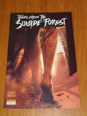 Tales From Suicide Forest Amigo Comics