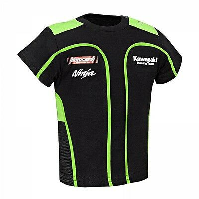 Kawasaki SBK Kinder T-Shirt Superbike WM NEU!