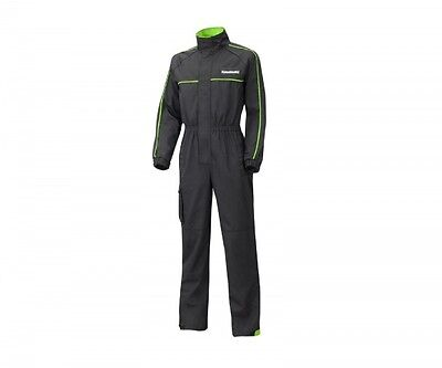 Kawasaki Workshop Overalls Mechanics clothing Suit NEW