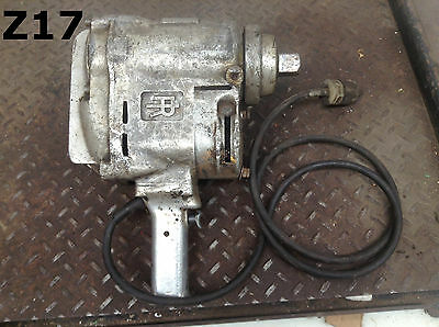 "Ingersoll Rand 34U 1"" Universal Electric Impact Wrench 125V 15A"