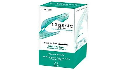 Classic Plus Acupuncture Needles (All Sizes) Harmony Medical