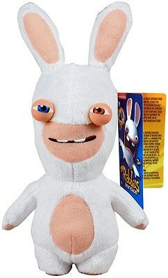"McFarlane Rabbids Invasion 9"" RED EYE VARIANT SLY Series 1 plush w/ sound NWT"