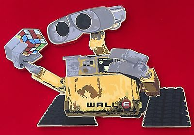 Wall E Puzzling Discovery Disney Pin Acme Archive Series Litho Jumbo Le 100