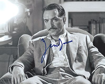 Jean dujardin of the artist real hand signed 8x10 photo for Jean dujardin autographe