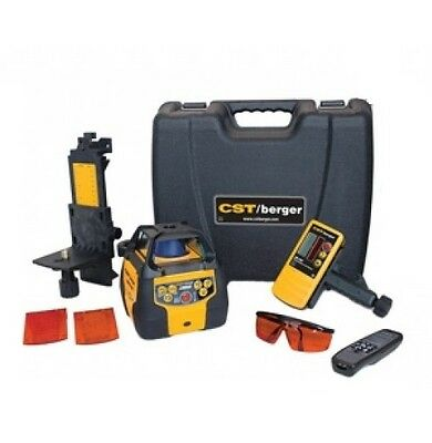 CST/berger 2800ft Self-Leveling Dual-Beam Dual-Slope Rotating Laser w/ Receiver