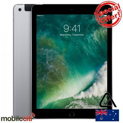 "Apple iPad 2017 9.7"" WiFi + Cellular 32GB - Space Grey - [Au Stock] Unlocked"