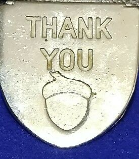 Thank You Door Flap Cover For Vintage Vending Machine Parts