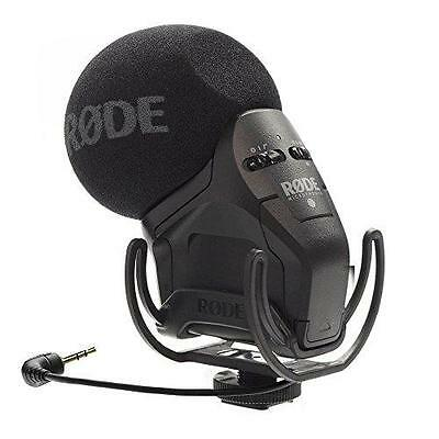 Rode Microphones Kamera-Microphone Stereo Videomic Pro