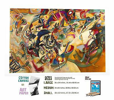 Wassily Kandinsky Russian Expressionist 6 ART