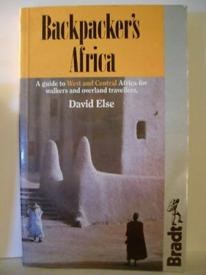 Backpacker's Africa: West and Central by Else, David Paperback Book The Cheap